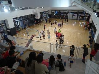 B1 的籃球場