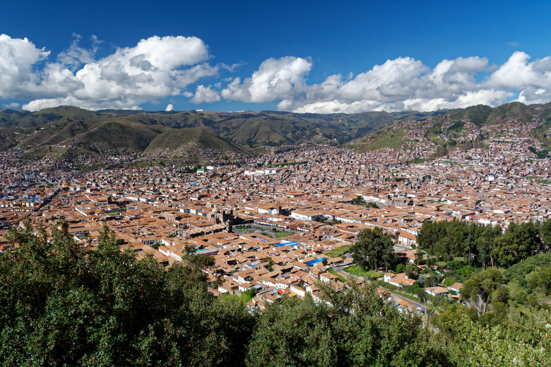Cusco - City View