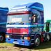 Waymans Transport ERF T228KFL Peterborough Truckfest 2018