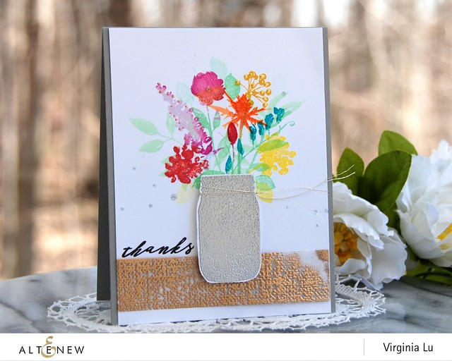 Altenew-GardenSilhouetteStamp-Virginia#1