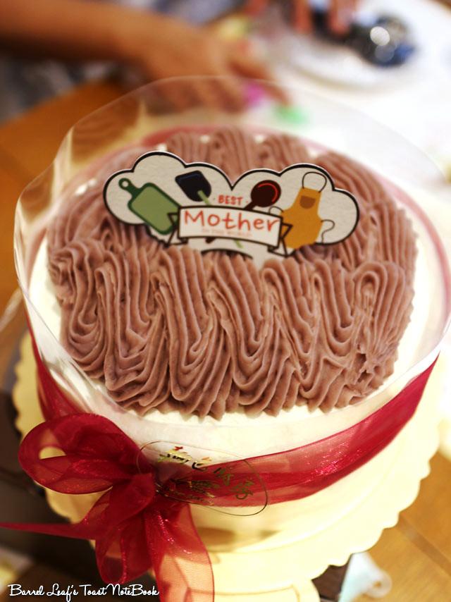 麵包廚房 芋頭蛋糕 Artisan Bakery Taro Cake (2)