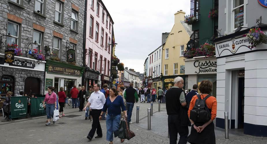 Weekend escape: Galway vanuit Dublin, Ierland | Mooistestedentrips.nl
