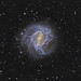 M83 - The Southern Pinwheel Galaxy