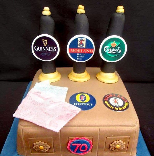 Cake by Custom Cakes Didcot