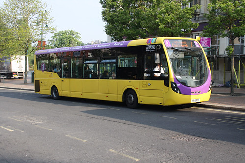 Yellow Buses 857 HF13FZS