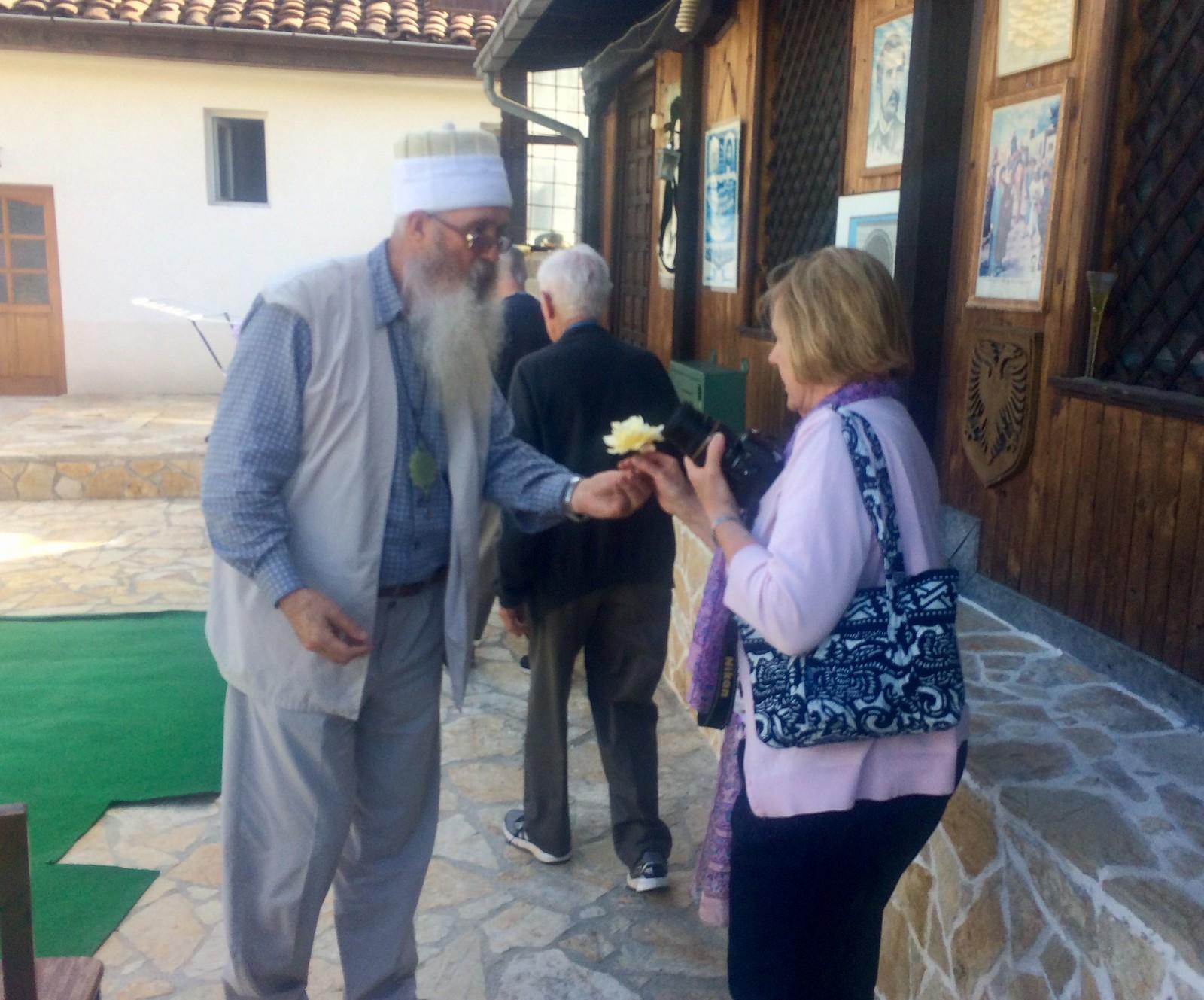 201705 - Arabati Baba Teke Dervish Monastery - Tetovo - Macedonia (FYROM), May 29, 2017