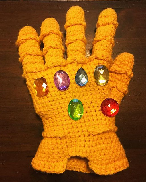 What's so hard about finding infinity stones? Look, I have them all. #donttellthanos #infinitygauntlet #infinitywar