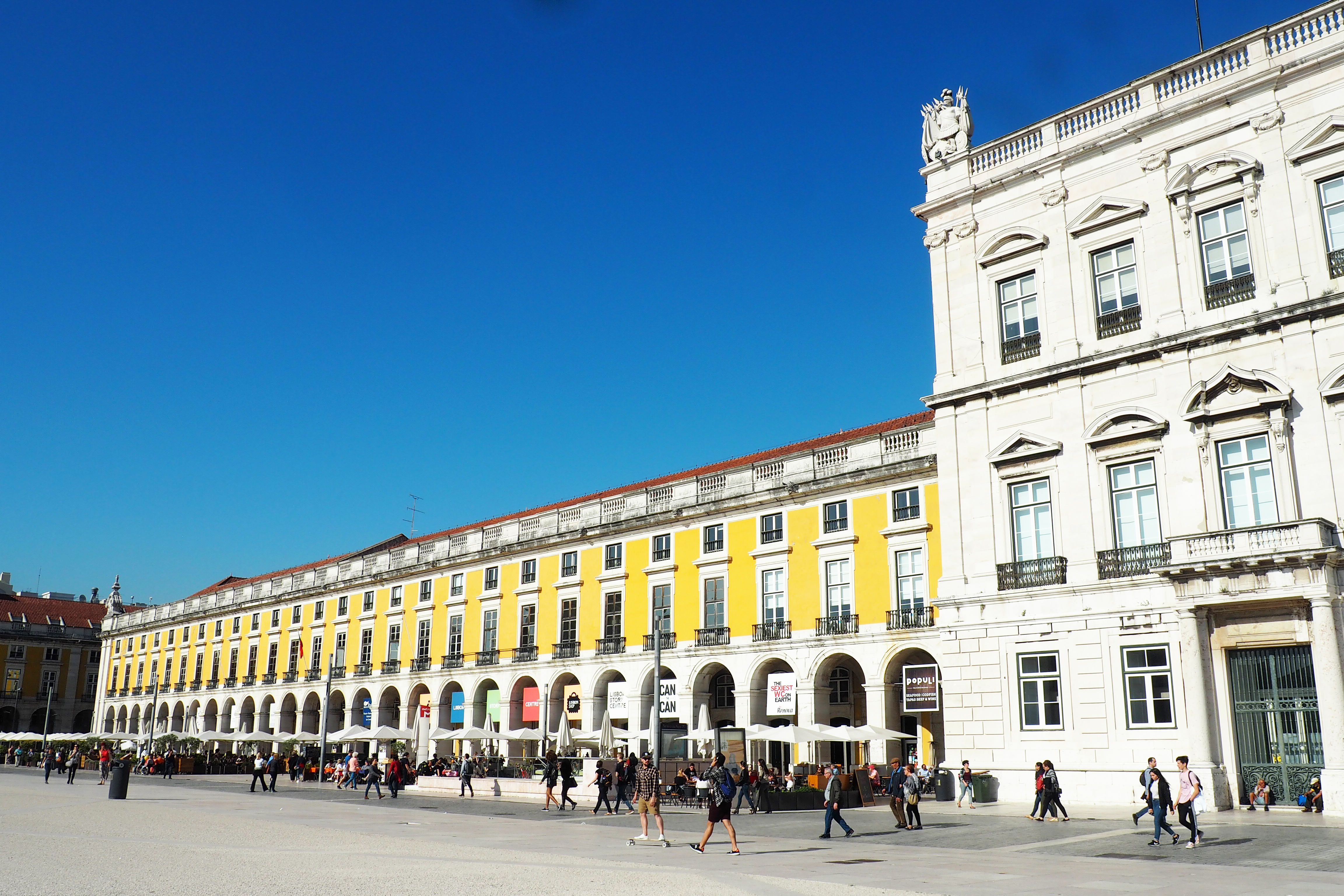 Lisbon City Guide Travel Blogger