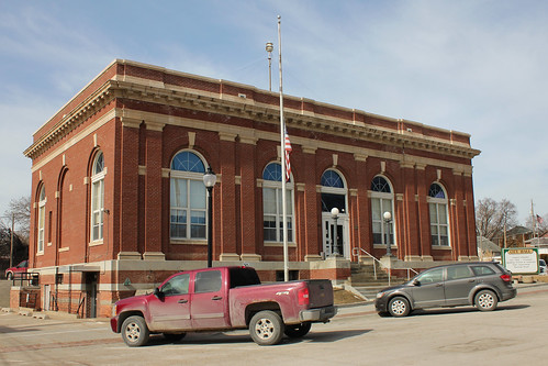 Post Office (City Hall) - Plattsmouth, NE
