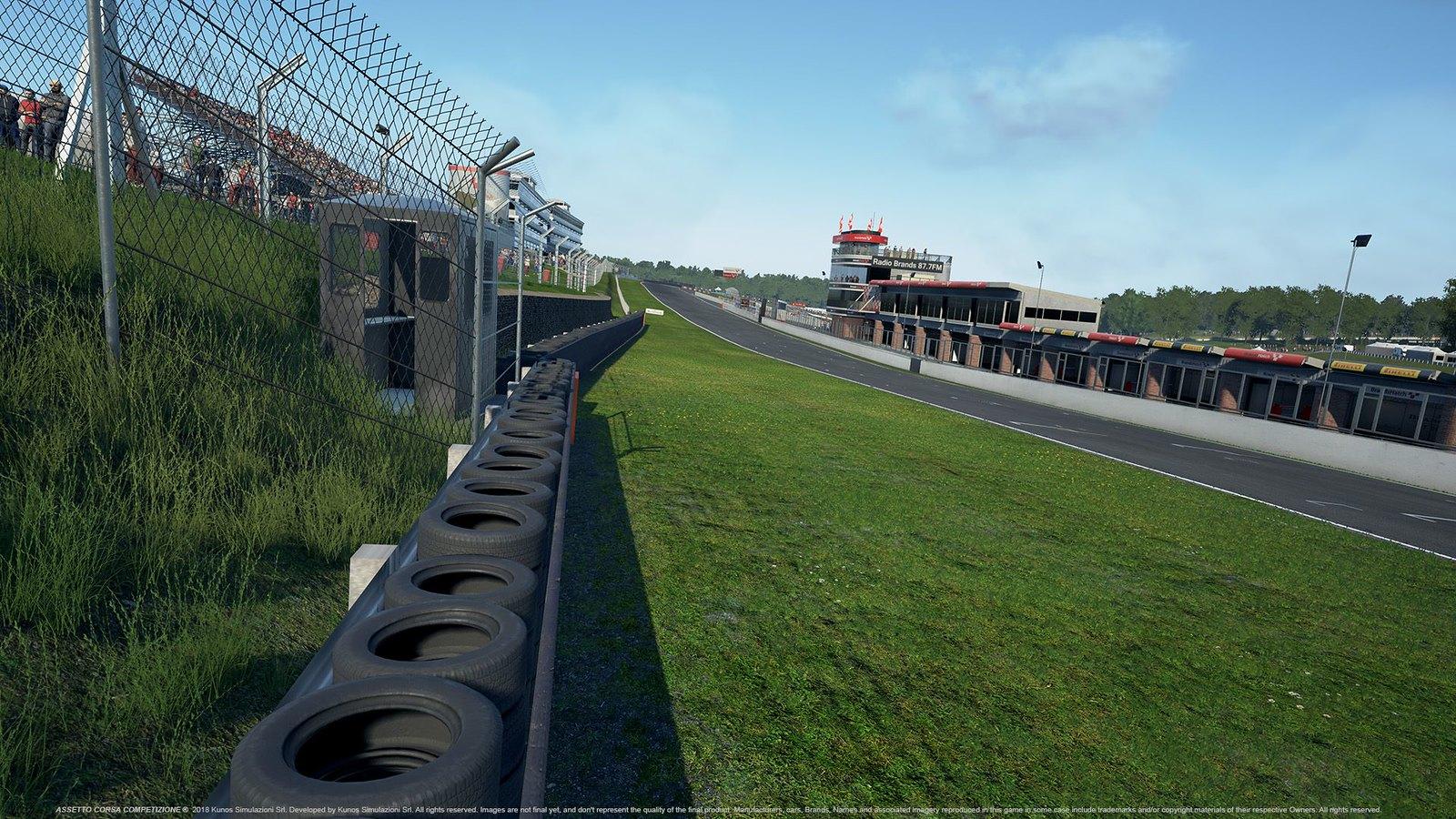 Brands Hatch ACC part3