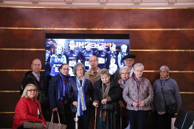 Visitas a Metro Bilbao