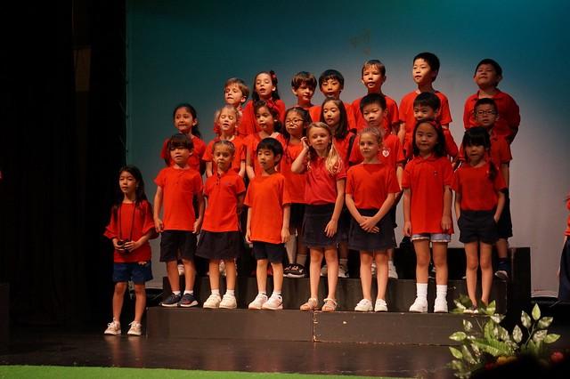 Primary FLE Concert