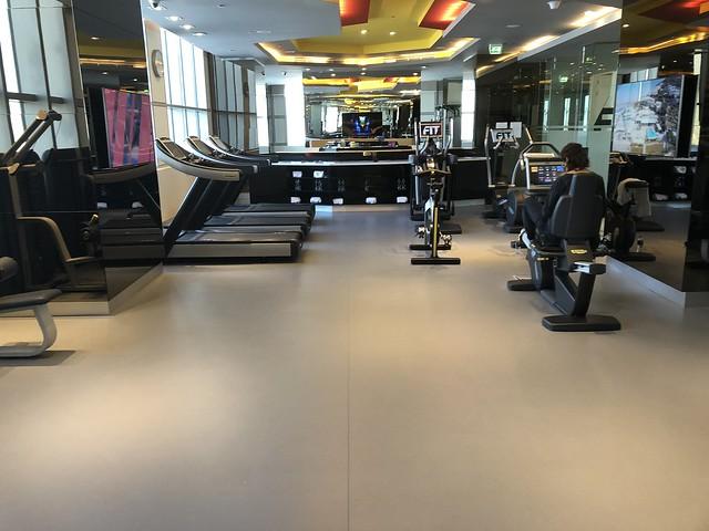 Fitness - W Dubai Al Habtoor City