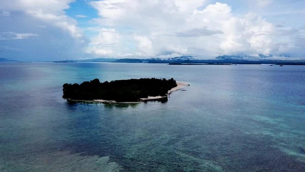Kokoya Island, Morotai, North Moluccas