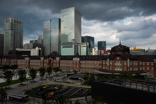 TOKYO STATION 2018