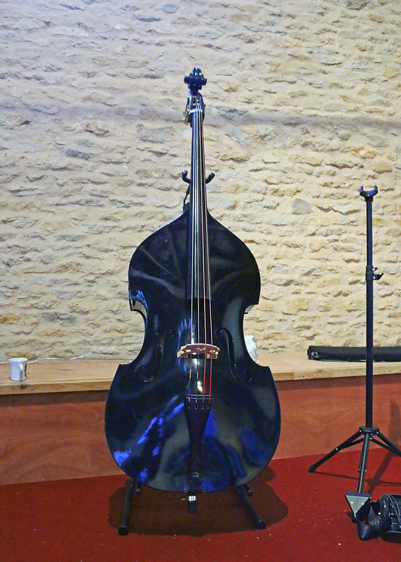 Double Bass Bash - Brother Malvis bass (1b)