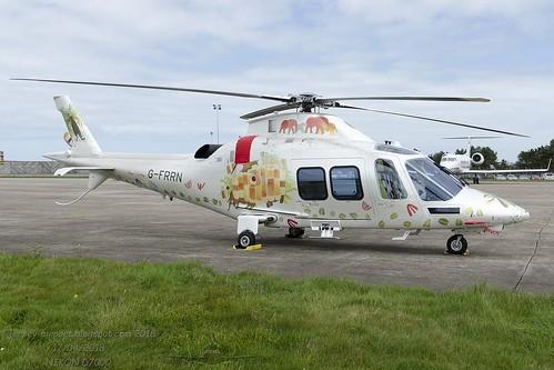 G-FRRN Agusta AW109SP GrandNew