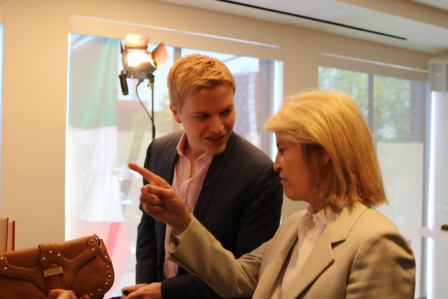 Ronan Farrow Book Party 5/3