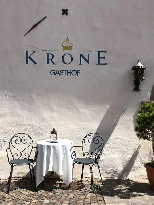 Krone - Alto Adige - Maggio 2018