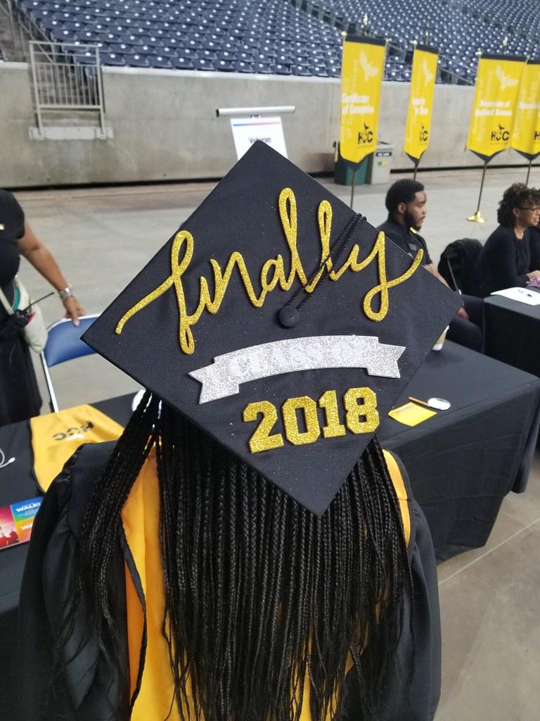 2018 Graduation Caps