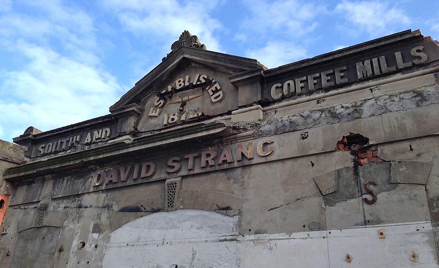 David Strang Coffee Mills