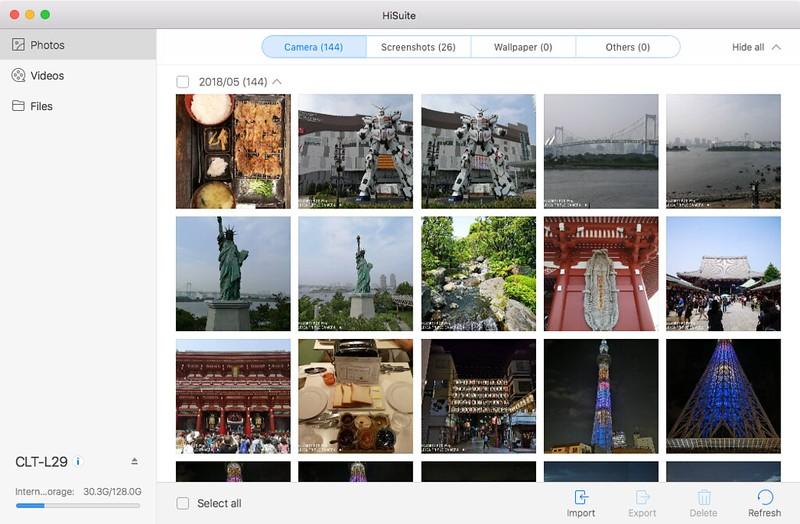 HiSuite - macOS