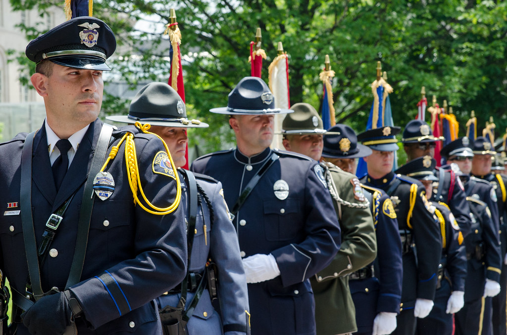 2018 Standing Watch for the Fallen Ceremony