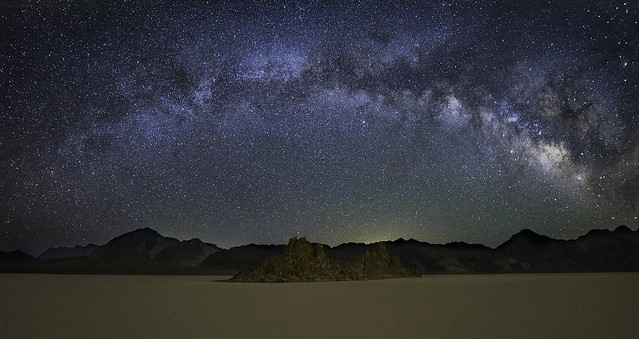 A Grandstand View Of The Milky Way