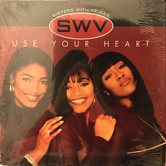 SWV:USE YOUR HEART(JACKET A)