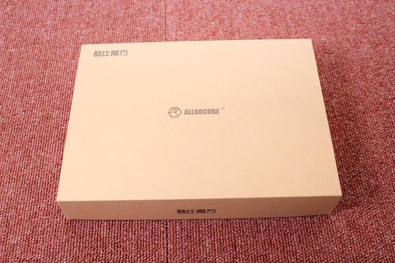 ALLDOCUBE iPlay 8 開封レビュー (1)
