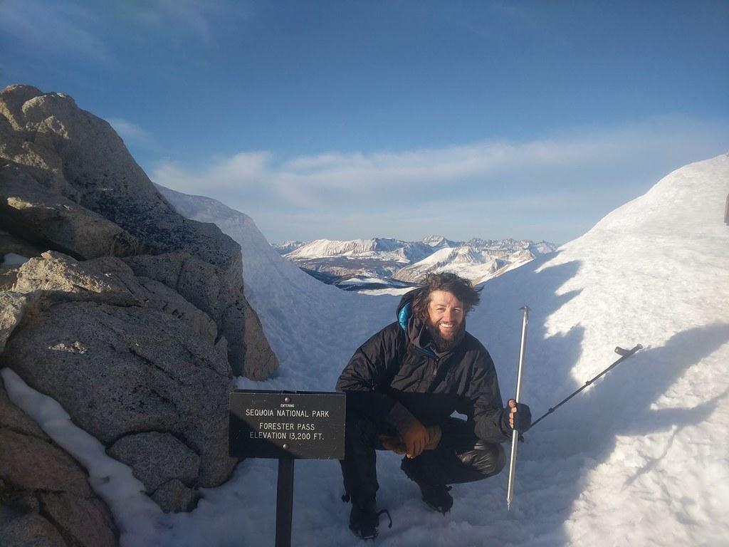 Forester Pass 4 26 2018 High Sierra Topix