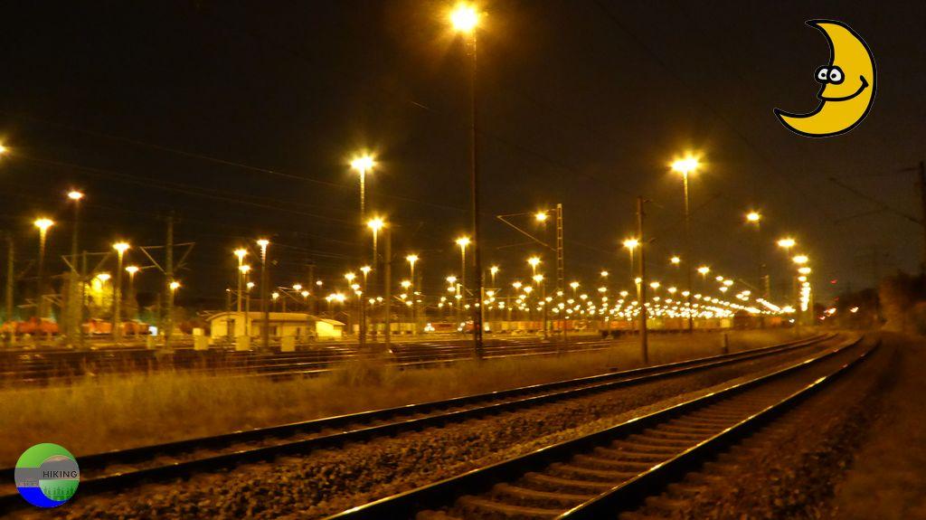 Hike @ Night - Der Hamburger Hafen