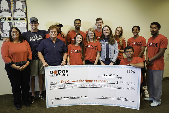 Dodge for a Cure 2018