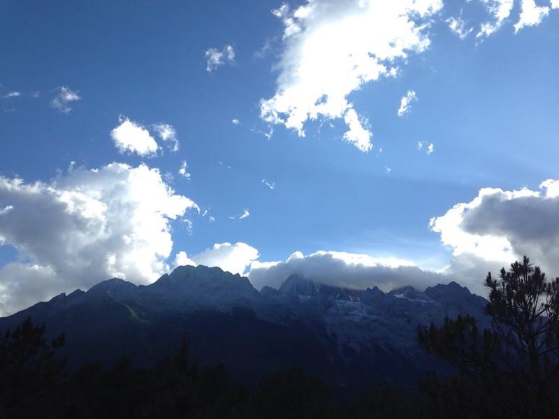 麗江から宝山石頭城へ, 4