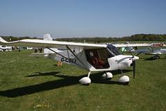 G-CDIJ Best Off Skyranger [BMAA/HB/445] Popham 050518