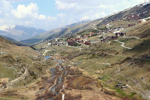 Lundi 7 mai : Contrastes hiver/été entre Valtho et les Menuires