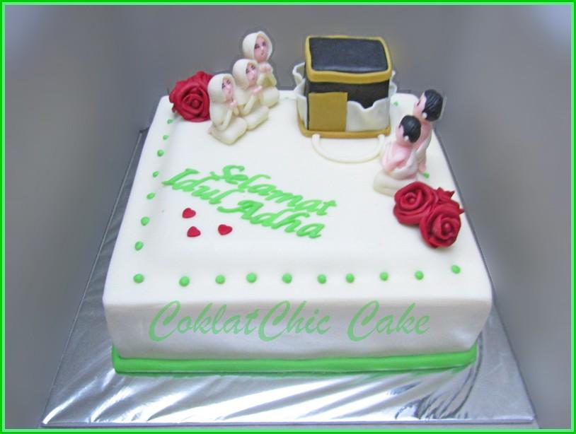 Cake Idul Adha 18 cm