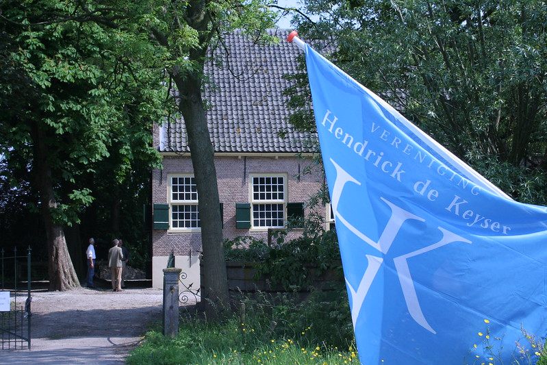 The Hendrick de Keyser Association, THE NETHERLANDS