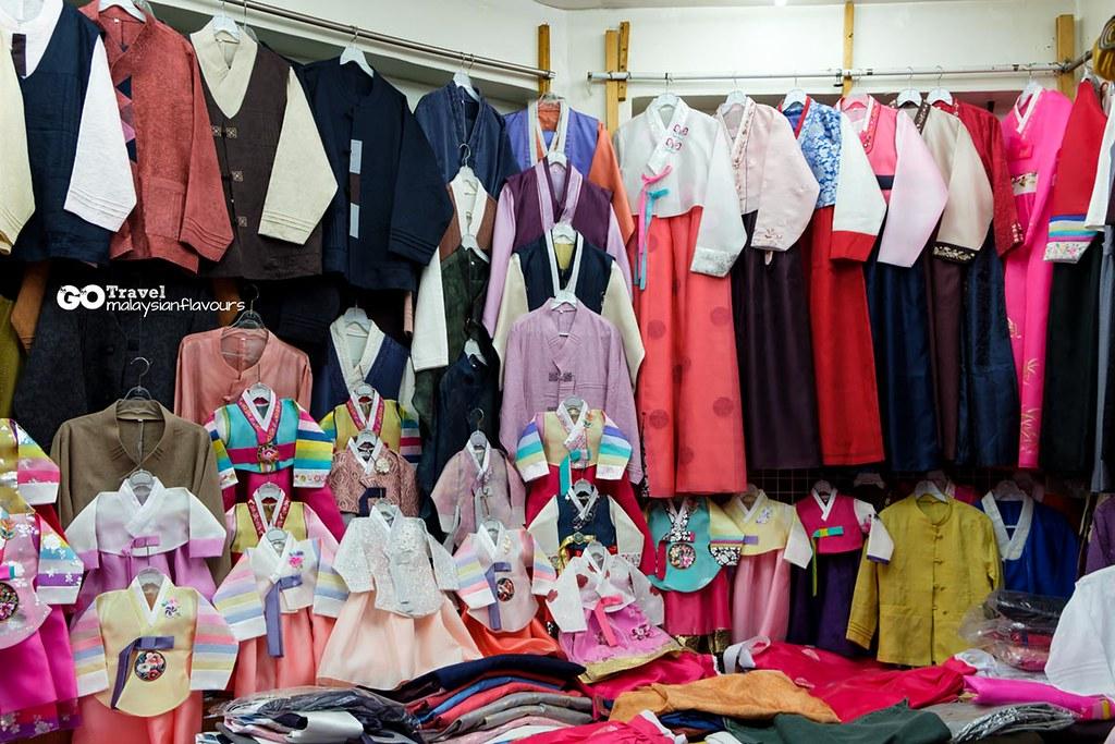 Busan Itinerary gukje market