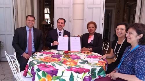 18.05. Ministros da Saúde da CPLP reuniram à margem da 71ª Assembleia Mundial de Saúde