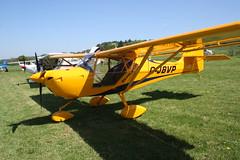 G-JBVP Aeropro Eurofox 3K [52517] Popham 050518