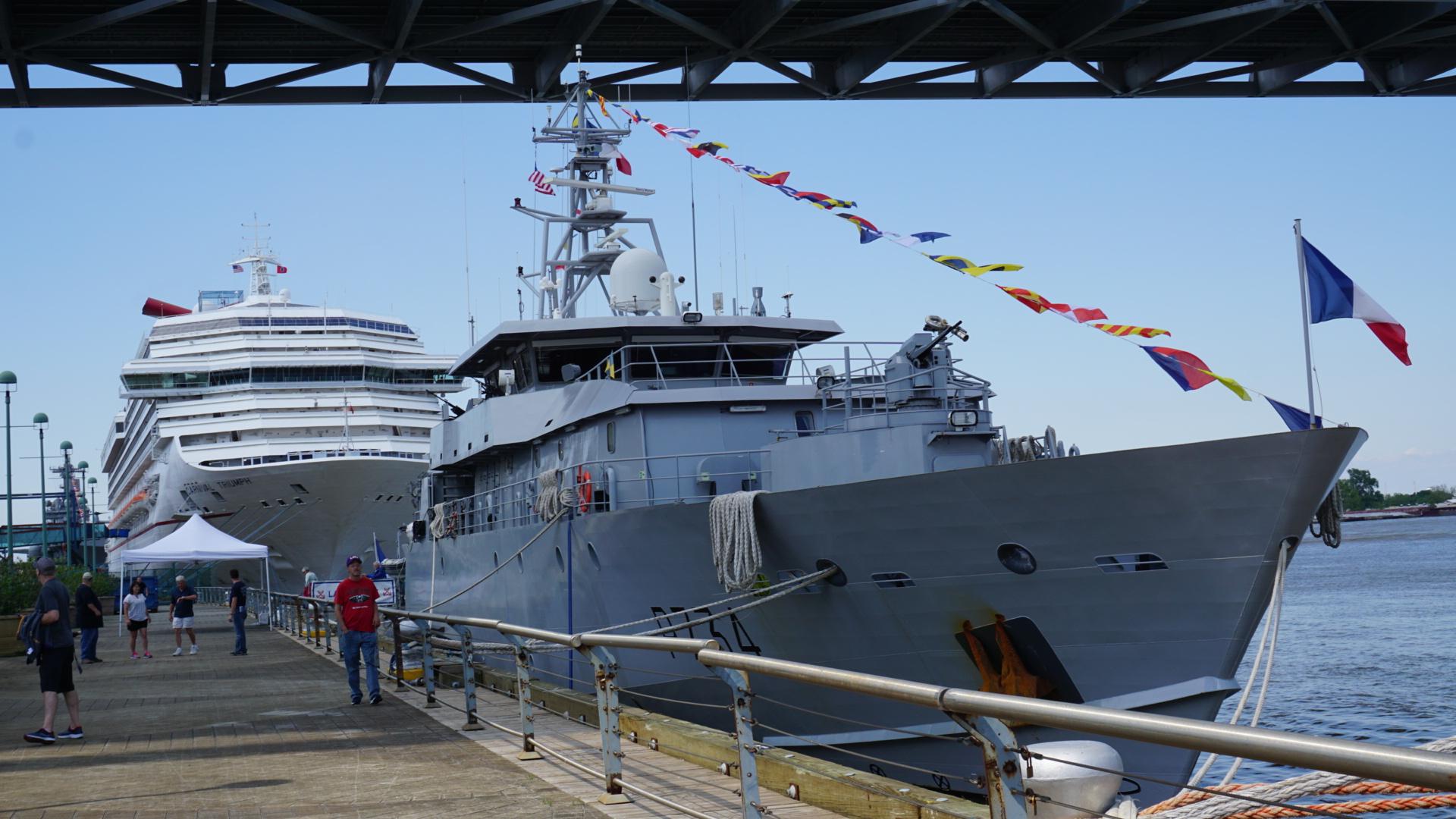 Les patrouilleurs de la Marine Nationale - Page 7 41415319455_c6c7b099a4_o