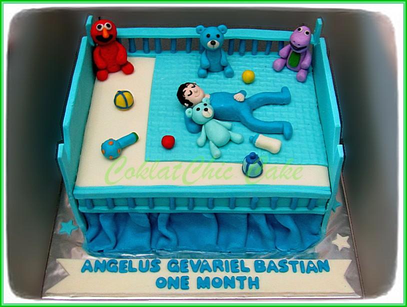 Cake Baby ANGELUS 15 cm