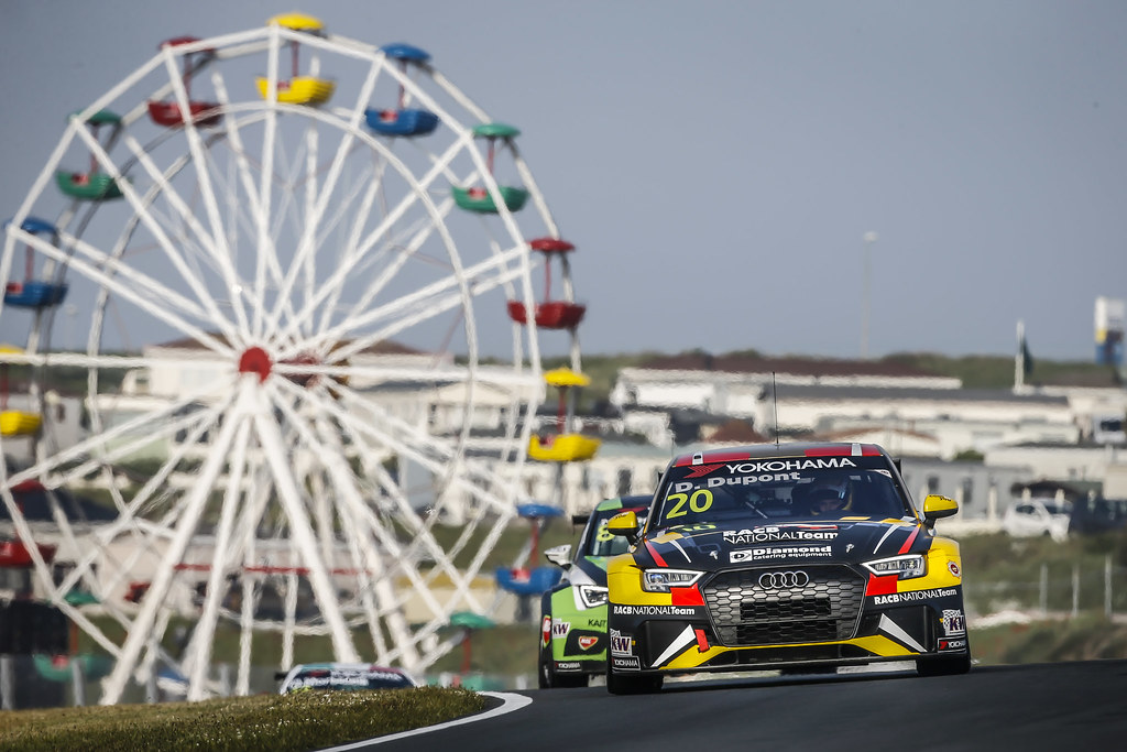 20 DUPONT Denis, (bel), Audi RS3 LMS TCR team Comtoyou Racing, action during the 2018 FIA WTCR World Touring Car cup of Zandvoort, Netherlands from May 19 to 21 - Photo Francois Flamand / DPPI