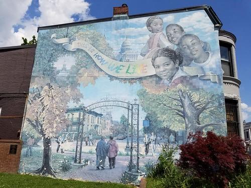 LeDroit Park Mural