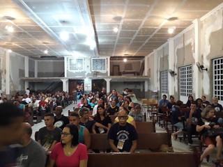 02 05 2018 Comunidade Jesus Menino no Retiro de Cura e Libertação