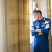Astronauts Randy Bresnik and Paolo Nespoli Visit Marine Corps Barracks (NHQ201805070006) by NASA HQ PHOTO
