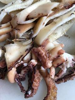 calamars au vin rouge 4