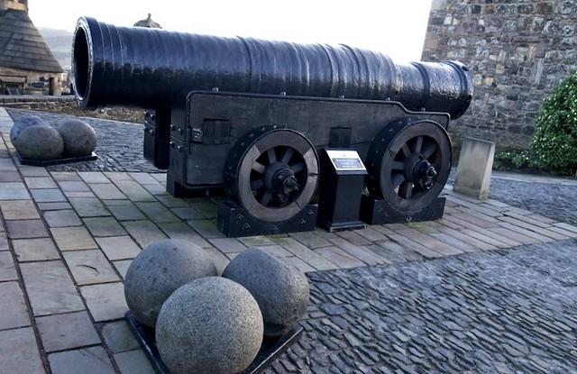Visitar el Castillo de Edimburgo