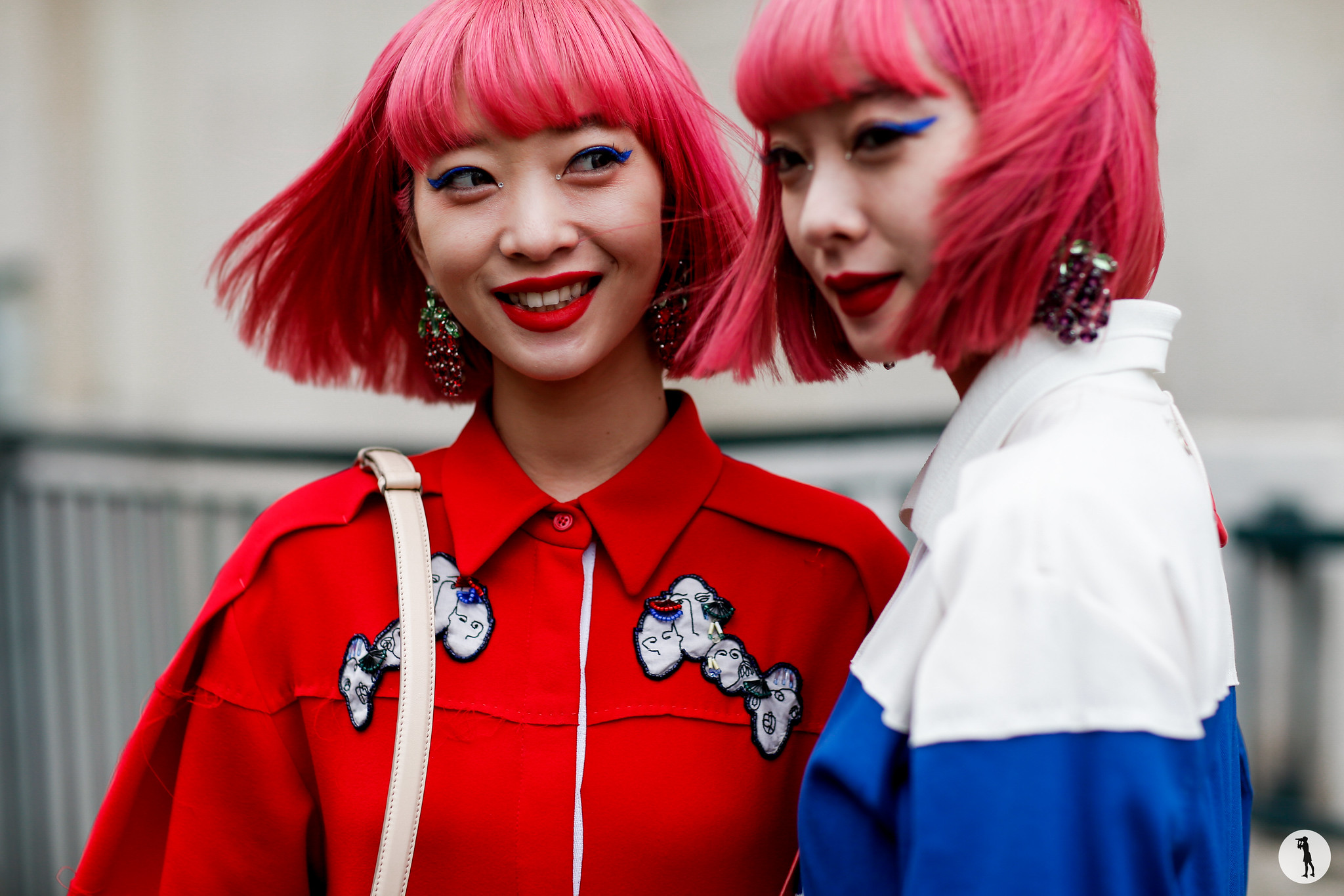 Ami and Aya Suzuki - Paris Fashion Week Fall-Winter 2018-2019 (17)